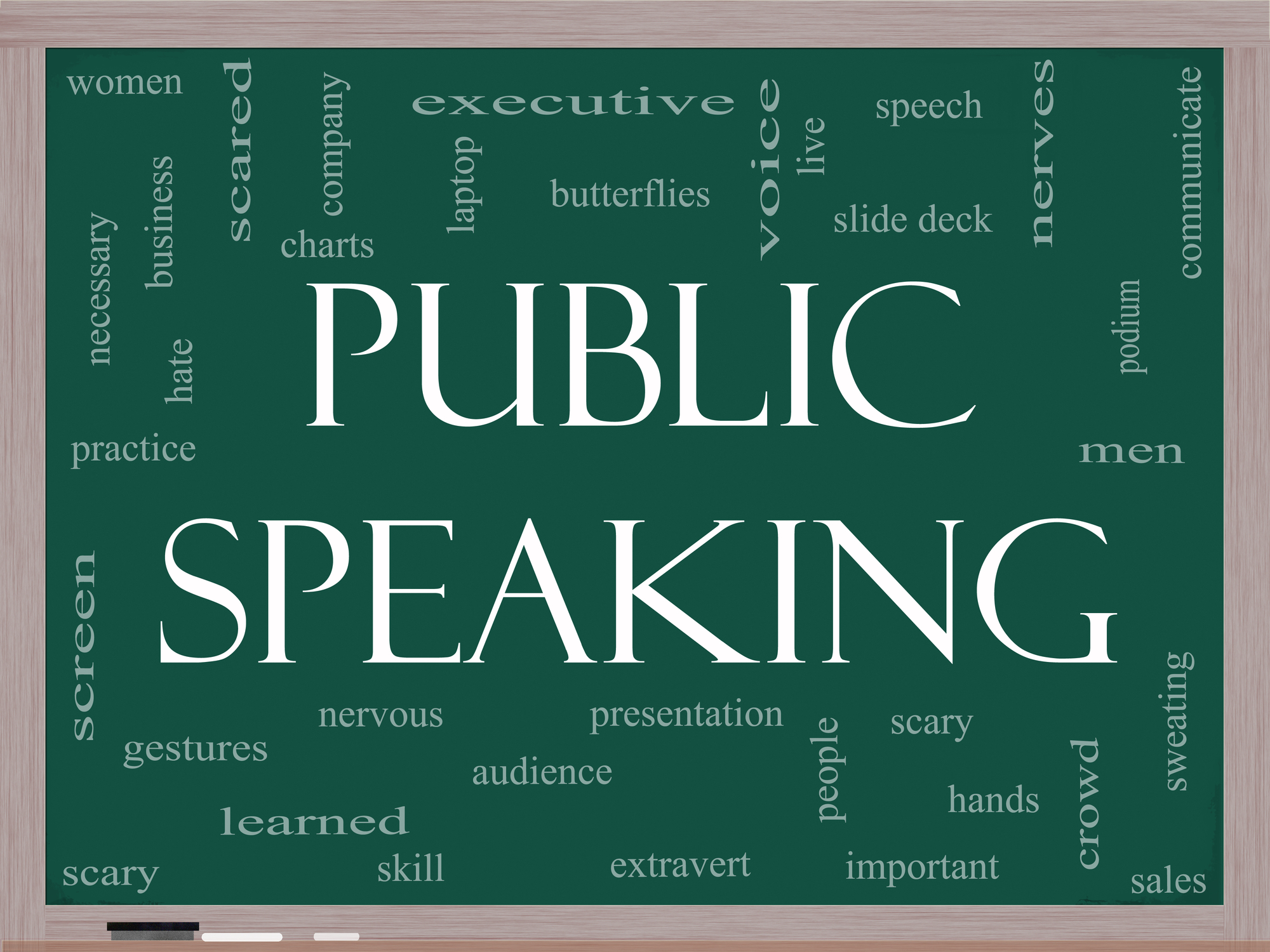 how to gain confidence in public speaking